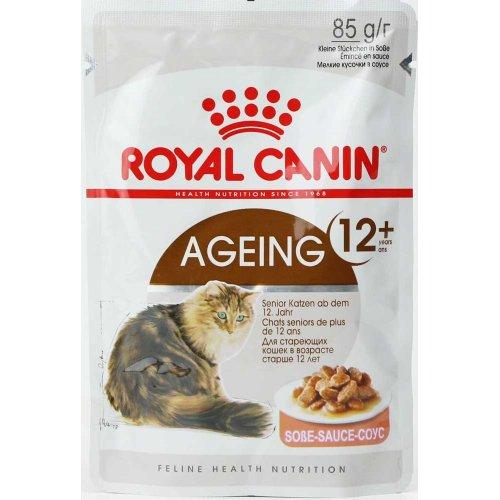 Royal Canin Ageing 12+ Years - корм Роял Канин для кошек старше 12 лет
