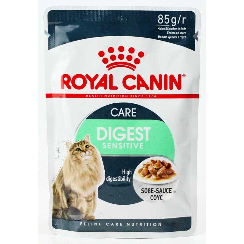 Поставщик корм royal canin