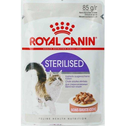 Royal Canin Sterilised in Gravy - корм Роял Канин для стерилизованных кошек
