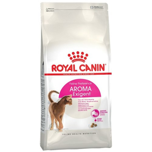 Royal Canin Exigent Aromatic Attraction - корм Роял Канин для кошек привередливых к аромату