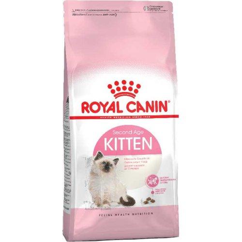 Royal Canin Kitten - корм Роял Канин для котят в возрасте от 4 до 12 месяцев