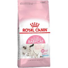 Royal Canin Mother and Babycat - корм Роял Канин для котят в возрасте от 1 до 4 месяцев
