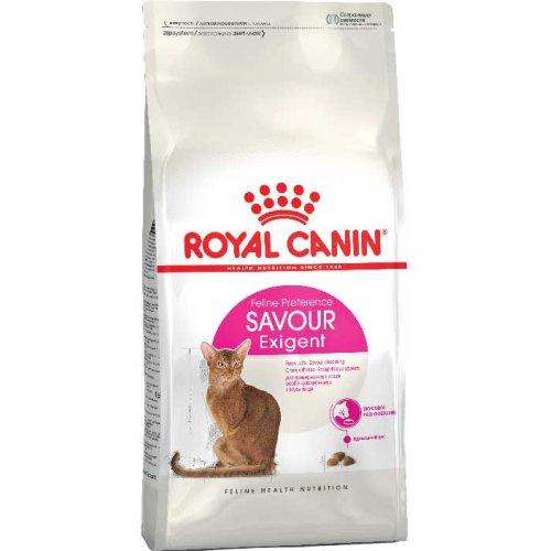 Royal Canin Exigent Savour Sensation - корм Роял Канин для привередливых ко вкусу кошек