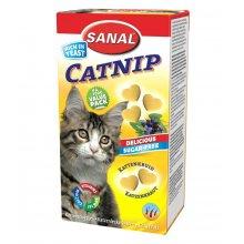 Sanal Catni - мультивитаминное лакомство Санал с кошачьей мятой