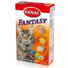 Sanal Cat Fantasy - мультивитаминное лакомство Санал