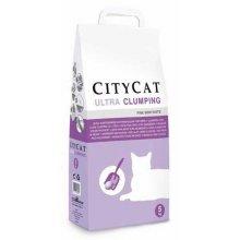 CityCat Clumping Ultra - комкующийся наполнитель для кошачьего туалета