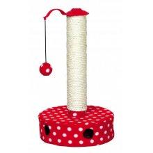Trixie - драпак Трикси на круглой подставке с игрушкой
