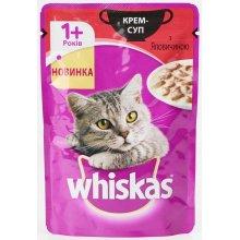 Whiskas - корм Вискас Крем-суп с говядиной
