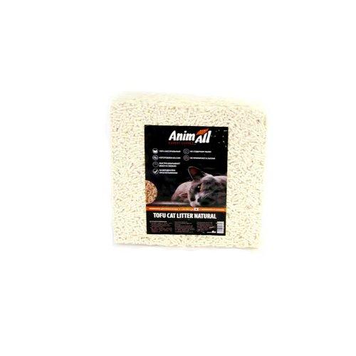 AnimAll Tofu - наполнитель ЭнимАл классик для туалета
