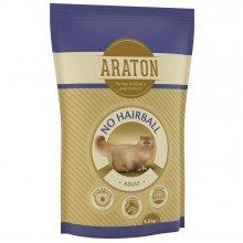 Araton Adult No Hairball - корм Аратон для взрослых кошек