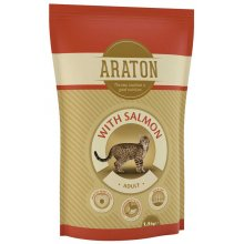 Araton Adult Salmon - корм Аратон с лососем для взрослых кошек