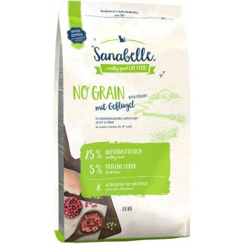 Bosch Sanabelle Adult No Grain - корм Бош Санабель беззерновой для кошек с чувствительным желудком