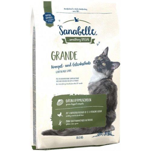Bosch Sanabelle Grande - корм Бош Санабель для кошек крупных пород