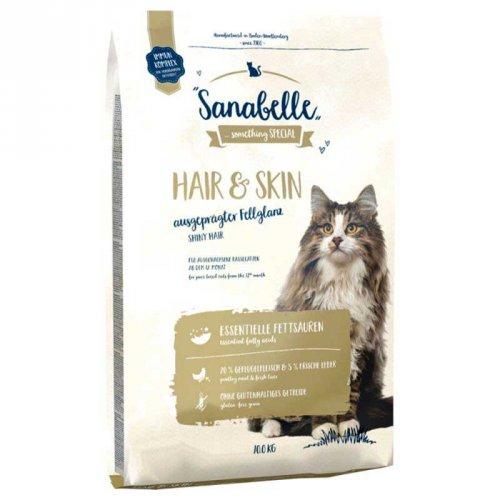 Bosch Hair and Skin - корм Бош для здоровой кожи и шерсти кошек