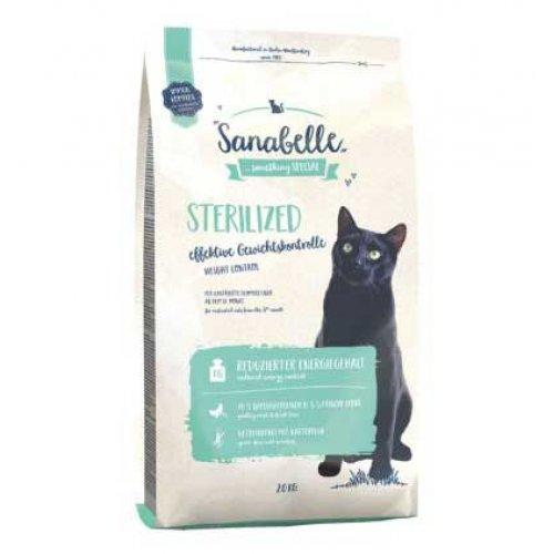 Bosch Sanabelle Adult Sterilised - корм Бош для стерилизованных взрослых кошек