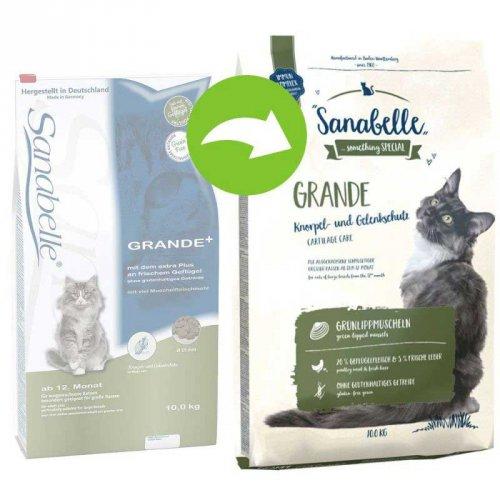 Bosch Sanabelle Grande - корм Бош для крупных кошек