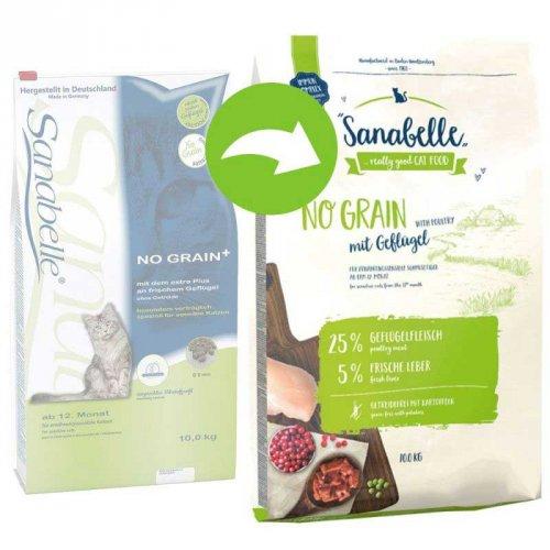 Bosch Sanabelle Adult No Grain - корм Бош для кошек с чувствительным желудком