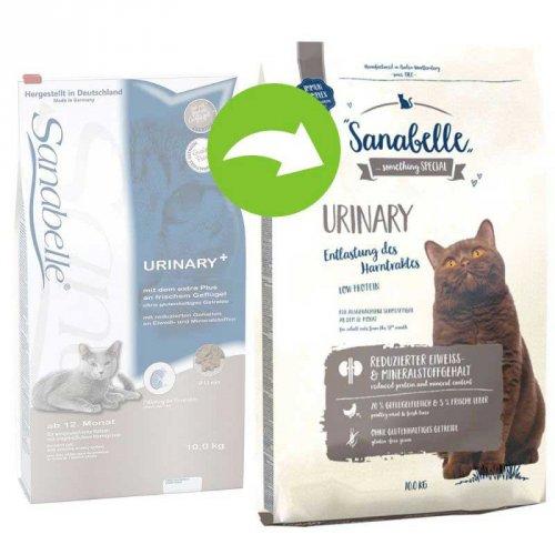 Bosch Sanabelle Urinary - корм Бош Санабель Уринари для взрослых кошек