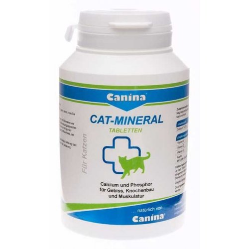 Canina Cat Mineral - минеральная добавка Канина для кошек