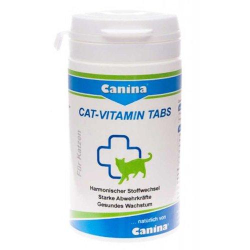 Canina Cat-Vitamin - витамины Канина для кошек