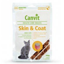 Canvit Skin and Coat - лакомство Канвит для кожи и шерсти кошек