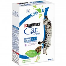 Cat Chow Special Care 3 In 1 - корм Кэт Чау с тройным эффектом для взрослых кошек