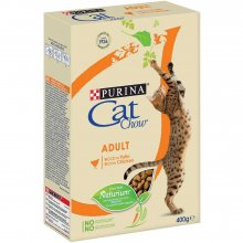 Cat Chow Adult With Chicken- корм Кет Чау с курицей для взрослых кошек