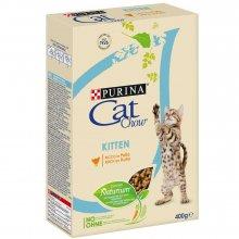 Cat Chow Kitten with chicken - Корм Кэт Чау корм для котят с курицей
