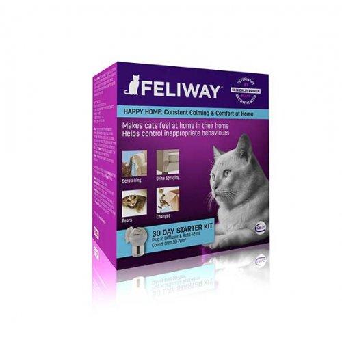 Feliway Classic - антистрессовый препарат Феливей Классик диффузор для кошек