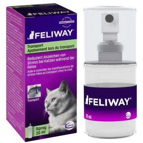 Feliway - антистрессовый препарат Феливей спрей для кошек
