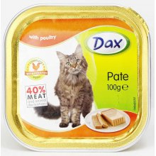 Dax - паштет Дакс с курицей для кошек