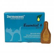 Dermoscent Essential Spot-on Cat - капли Дермосцент для лечения атопического дерматита