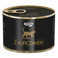 Dolina Noteci Natural Taste Cat - консервы Долина Нотечи с курицей для кошек
