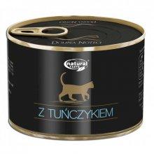 Dolina Noteci Natural Taste Cat - консервы Долина Нотечи с тунцом для кошек