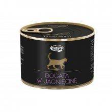Dolina Noteci Natural Taste Cat - консервы Долина Нотечи с ягненком для кошек