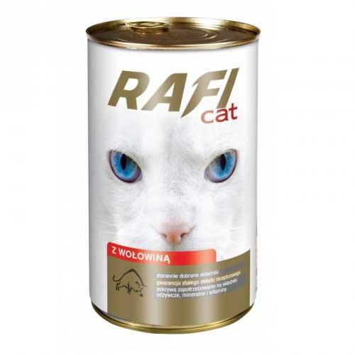 Dolina Noteci Rafi Cat Beef - консервы для кошек Долина Нотечи, с говядиной