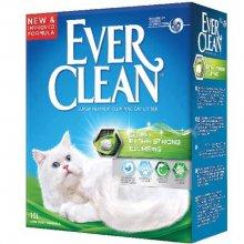 Ever Clean Extra Strong - комкующийся наполнитель Эвер Клин Супер Сила с ароматом