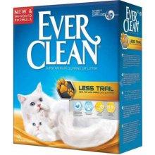 Ever Clean Less Trail - комкующийся наполнитель Эвер Клин Меньше Следов