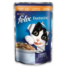 Felix Fantastic - консервы Феликс с индейкой в желе
