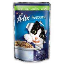Felix Fantastic - консервы Феликс с кроликом в желе