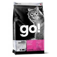 GO! Daily Defence Cat - сухой корм Гоу! с цельной курицей для кошек