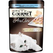 Gourmet Ala Carte - корм Гурмет форель в подливке