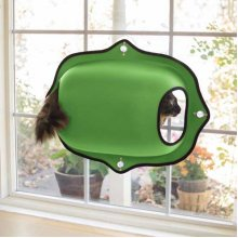 K and H Ez Mount Window Pod - спальное место на окно для кошки