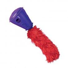 Kong Cone Treat - игрушка для лакомств Конг с пушистым хвостом для кошек