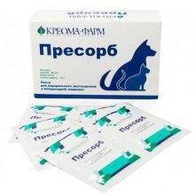 Креома-Фарм Пресорб - адсорбент для собак и кошек