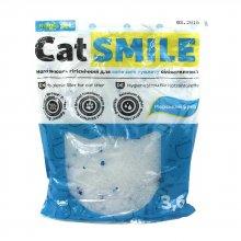 Cat Smile - силикагелевый наполнитель Кет Смайл Морской бриз