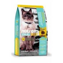Nutram I19 Ideal Skin Coat - корм Нутрам для кошек с проблемной кожей
