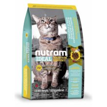 Nutram I12 Ideal Solution Support Weight Control Cat - корм Нутрам для кошек склонных к лишнему весу