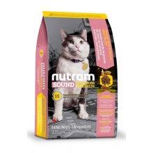 Nutram S5 Sound Balanced - корм Нутрам для взрослых и пожилых кошек