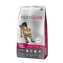 Nutrilove Adult - корм Нутрилав для взрослых кошек
